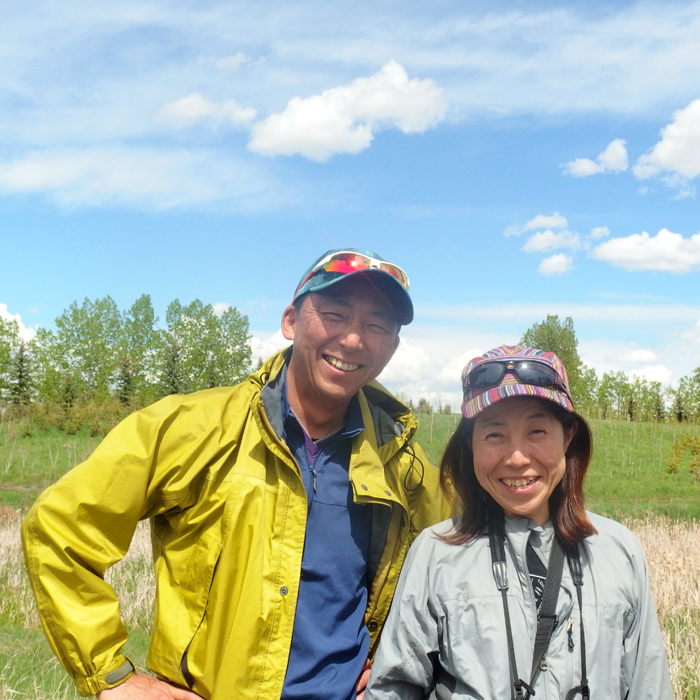 田中康一と遊ぶカナダの日本語トレッキングツアー